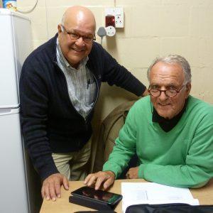 Harold Robles & Jelle Braaksman Founders of HPSA 2